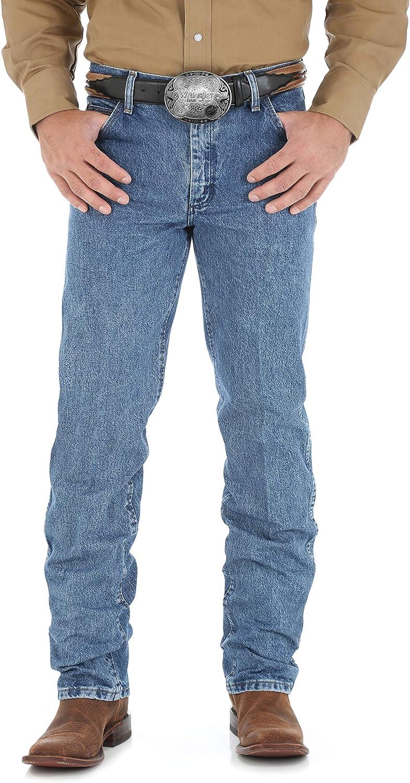 Wrangler Men's Premium Performance Cowboy 高品質新品 価格交渉OK送料無料 Fit Cut Regular Jean