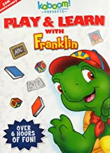 Play and Learn with Franklin - 37 Episode Box Set - 25th Anniversary Edition