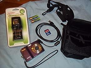 Kodak EasyShare C182 12 MP Digital Camera with 3x Optical Zoom and 3.0-Inch LCD (Purple)