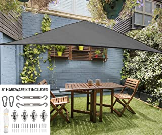 Best triangle sail awnings Reviews
