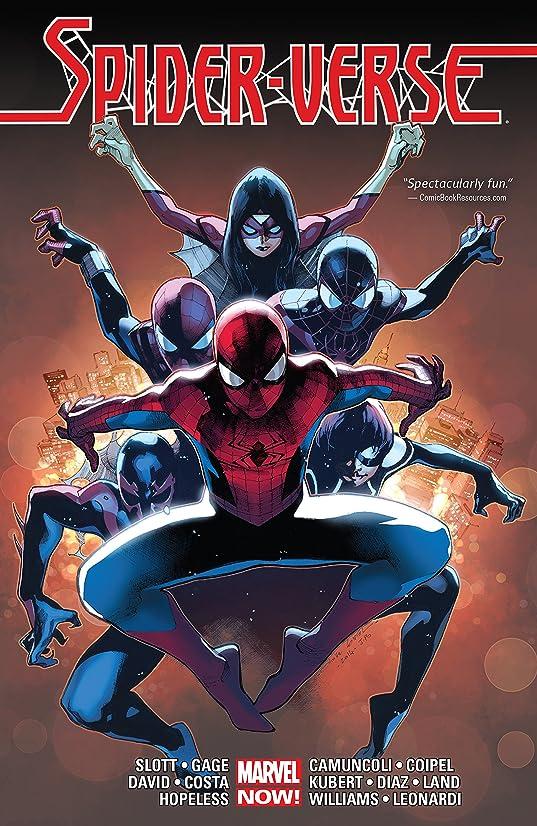 ビタミン不正栄光のSpider-Verse (Spider-Verse (2014)) (English Edition)