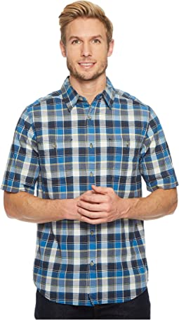 Woolrich - Modern Fit Eco Rich Midway Yarn-Dye Shirt
