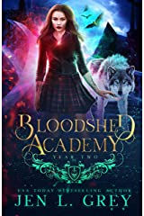 Year Two (Bloodshed Academy Book 2) (English Edition) Format Kindle