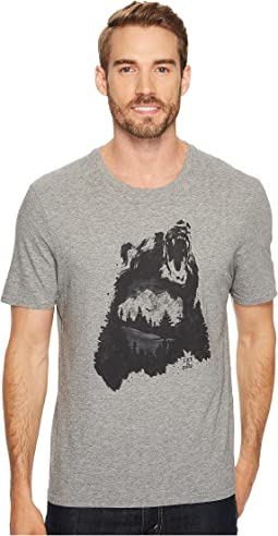 Life is Good - Bear Growl Smooth Tee