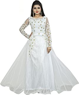 8bea20deb7 Amazon.in: Net - Dress Material / Ethnic Wear: Clothing & Accessories
