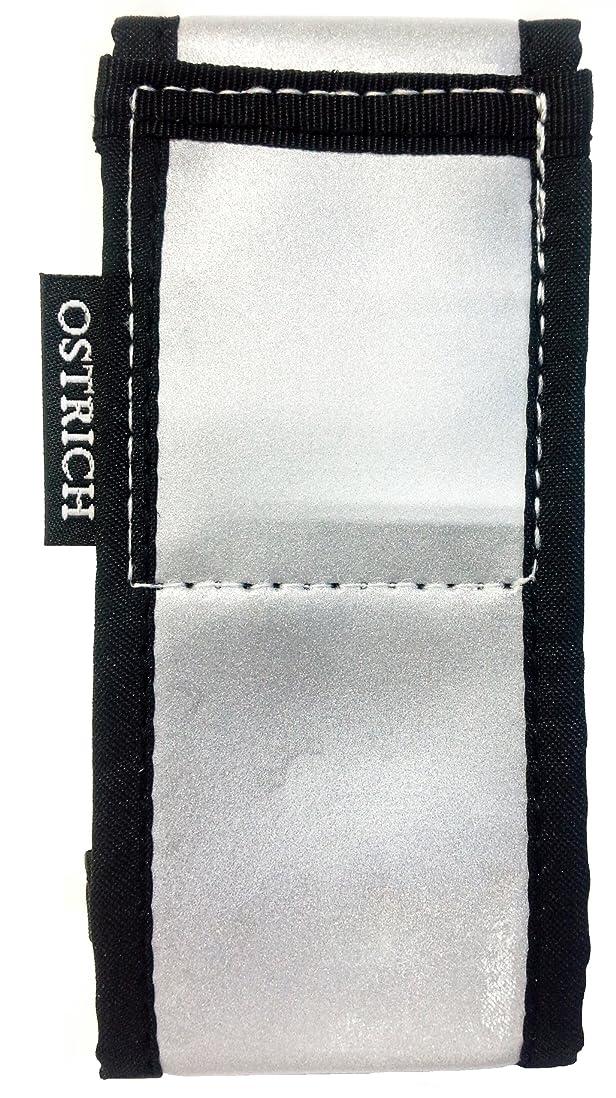 国籍クリックグリーンランドOSTRICH(オーストリッチ) ズボンクリップ R [1本] 3M反射材使用