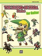 The Legend of Zelda Series for Guitar: Guitar Tab