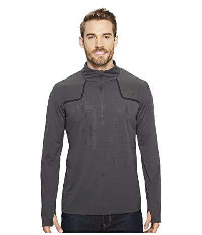 The North Face Kilowatt 1/4 Zip (TNF Dark Grey Heather) Men