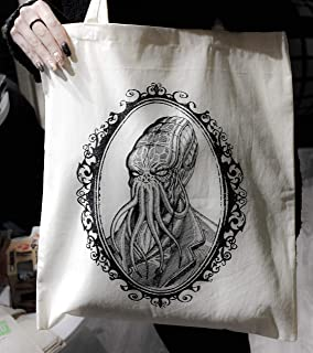Tote bag Cthulhu lovecraft