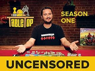 TableTop, Season 1 (Uncensored)