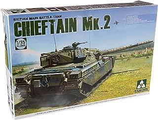 TAKom Chieftain MK.2 British Main Battle Tank Model Kit