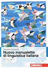 Permalink to Nuovo manualetto di linguistica italiana PDF