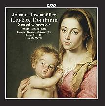 Rosenmüller: Sacred Concertos