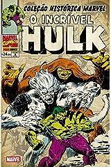Coleção Histórica Marvel: O incrível Hulk v. 8 (Portuguese Edition) Kindle Edition