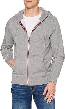 Tommy Hilfiger Core Cotton Zip Hoodie, Sweat-Shirt - Homme