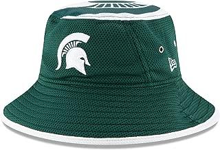 New Era NCAA Men's Logo Topper Stretch Bucket