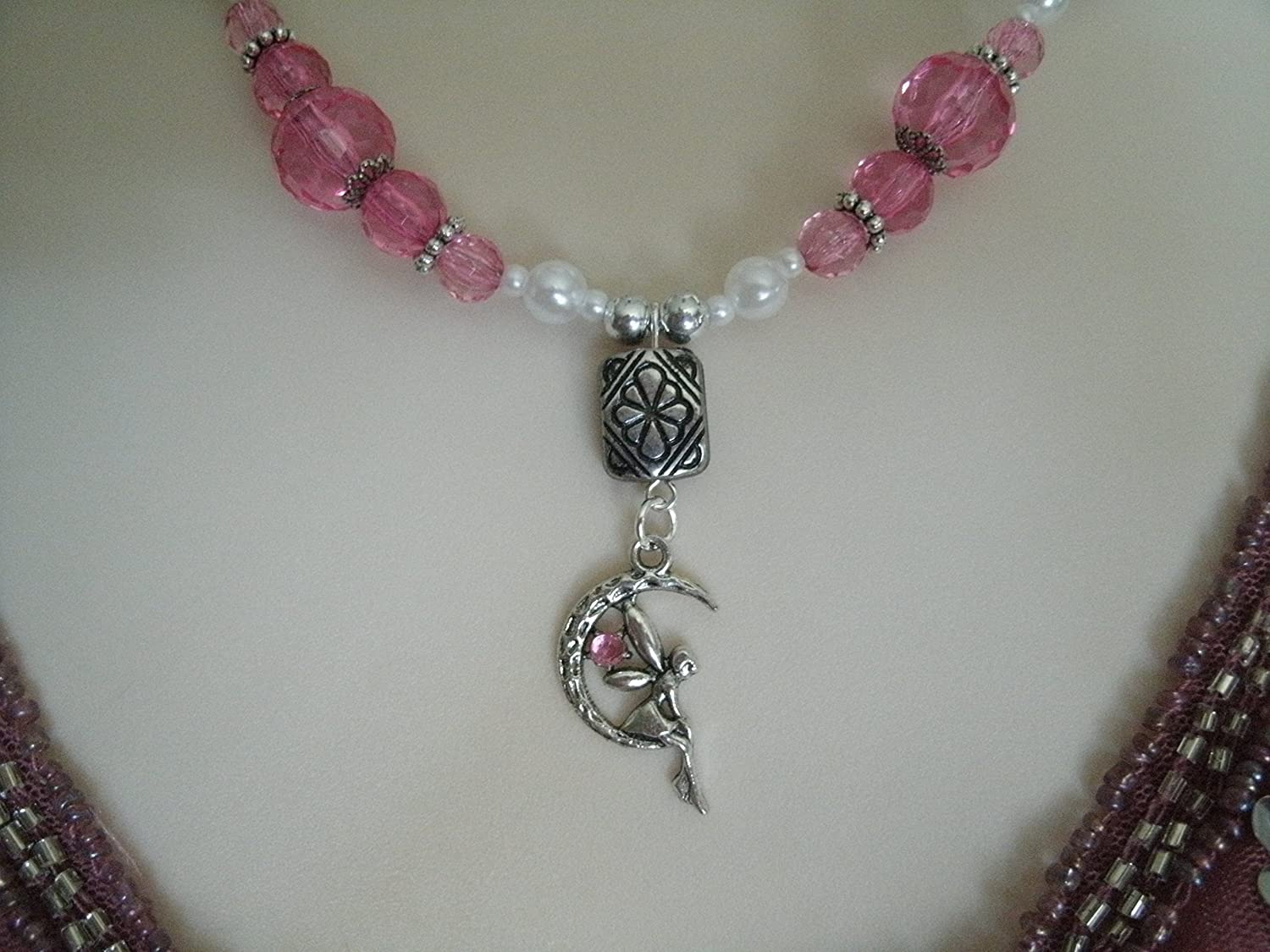 Fairy Necklace Ranking TOP12 handmade jewelry medieval Max 77% OFF Victori renaissance