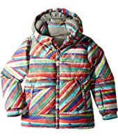 Spyder Kids Bitsy Duffy Puff Jacket (Toddler/Little Kids/Big Kids)
