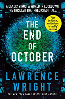The End of October: A page-turning thriller that warned of the risk of a global virus (English Edition)