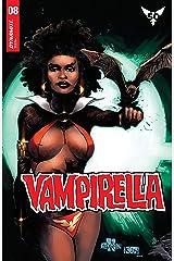 Vampirella (2019-) #8 Kindle Edition
