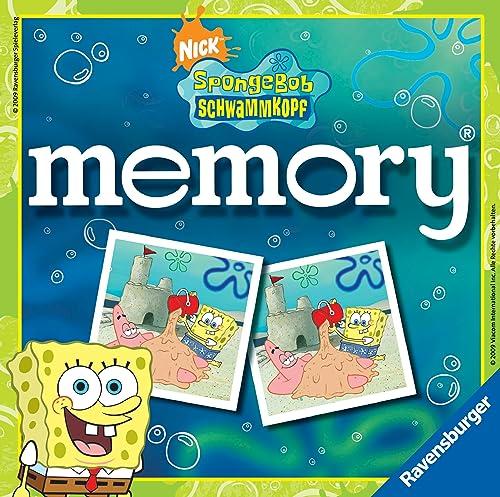 Ravensburger 21960 - SpongeBob memory