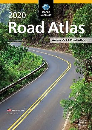 Rand McNally 2020 Road Atlas United States, Canada, Mexico