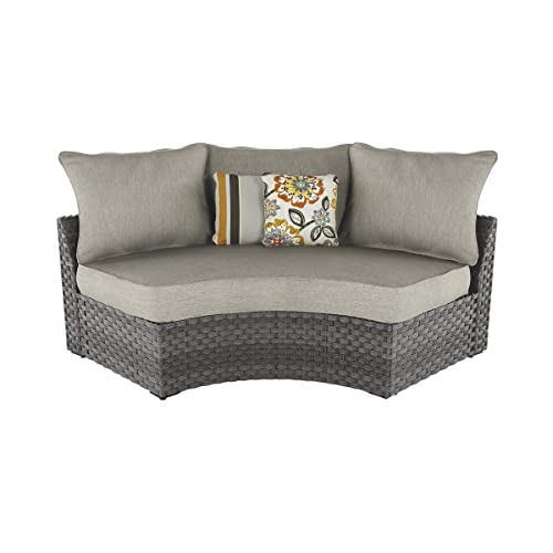 Curved Outdoor Sofa Amazon Com