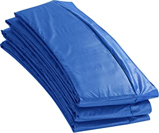 Upper Bounce 8-Feet Super Trampoline Safety Pad (Spring Cover) for 8-Feet Round Trampoline Frames, 10-Inch, Blue