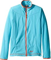Jack Wolfskin Kids - Sandpiper Fleece Jacket (Little Kids/Big Kids)