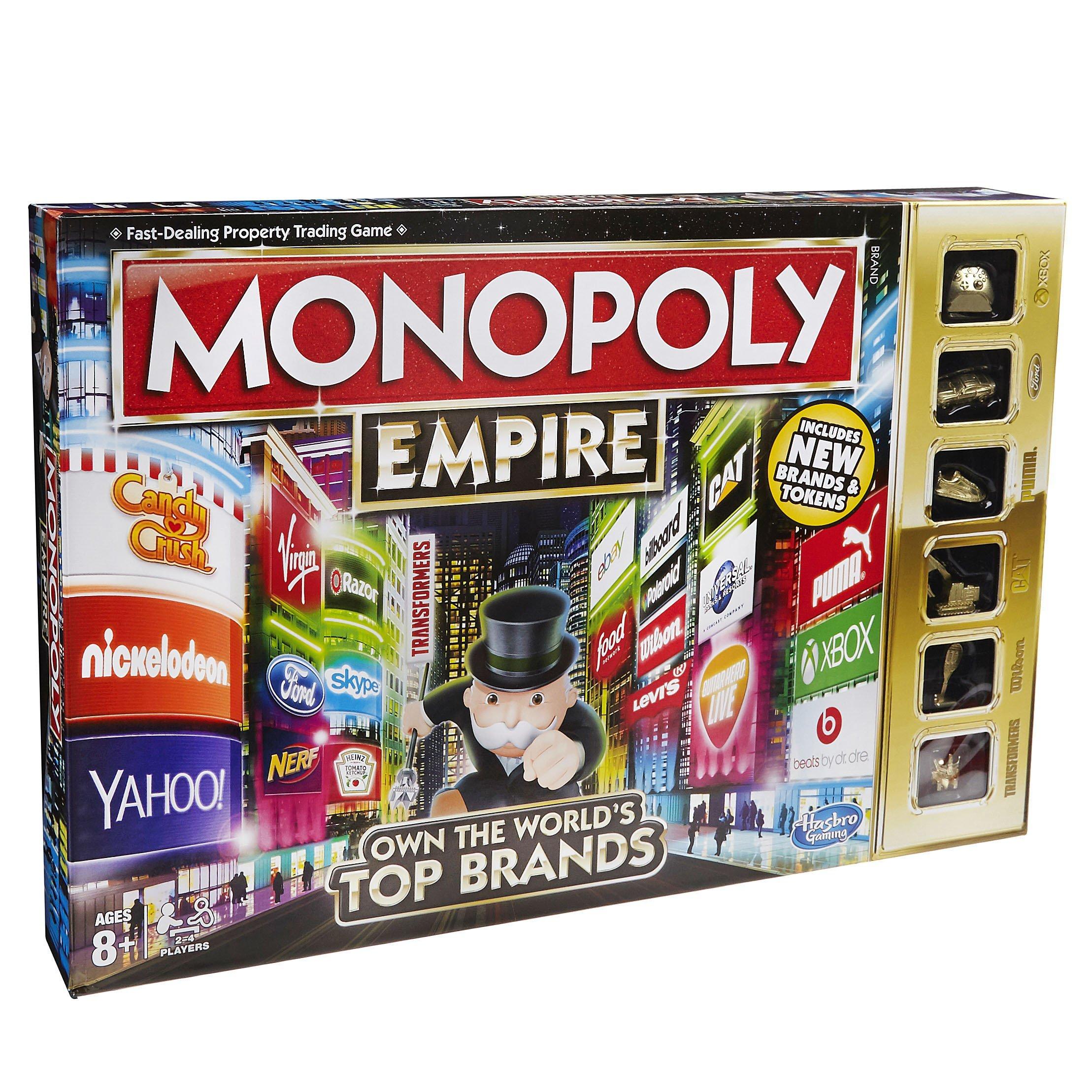 Monopoly Juego de Mesa Empire: Amazon.es: Juguetes y juegos