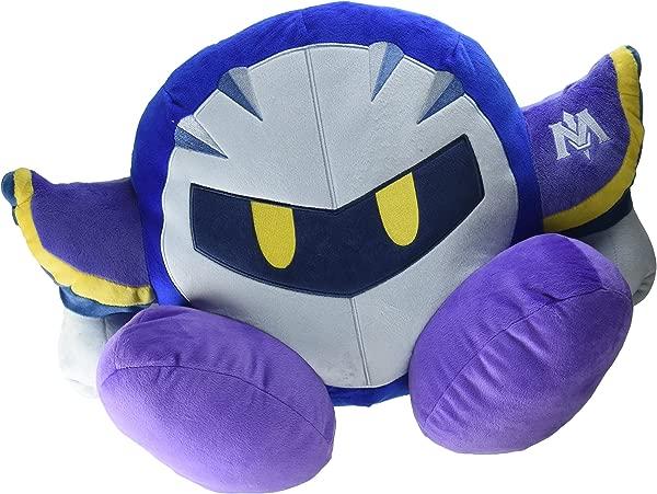 Little Buddy Kirby Of The Stars 1466 Meta Knight Cushion Pillow Stuffed Plush 13