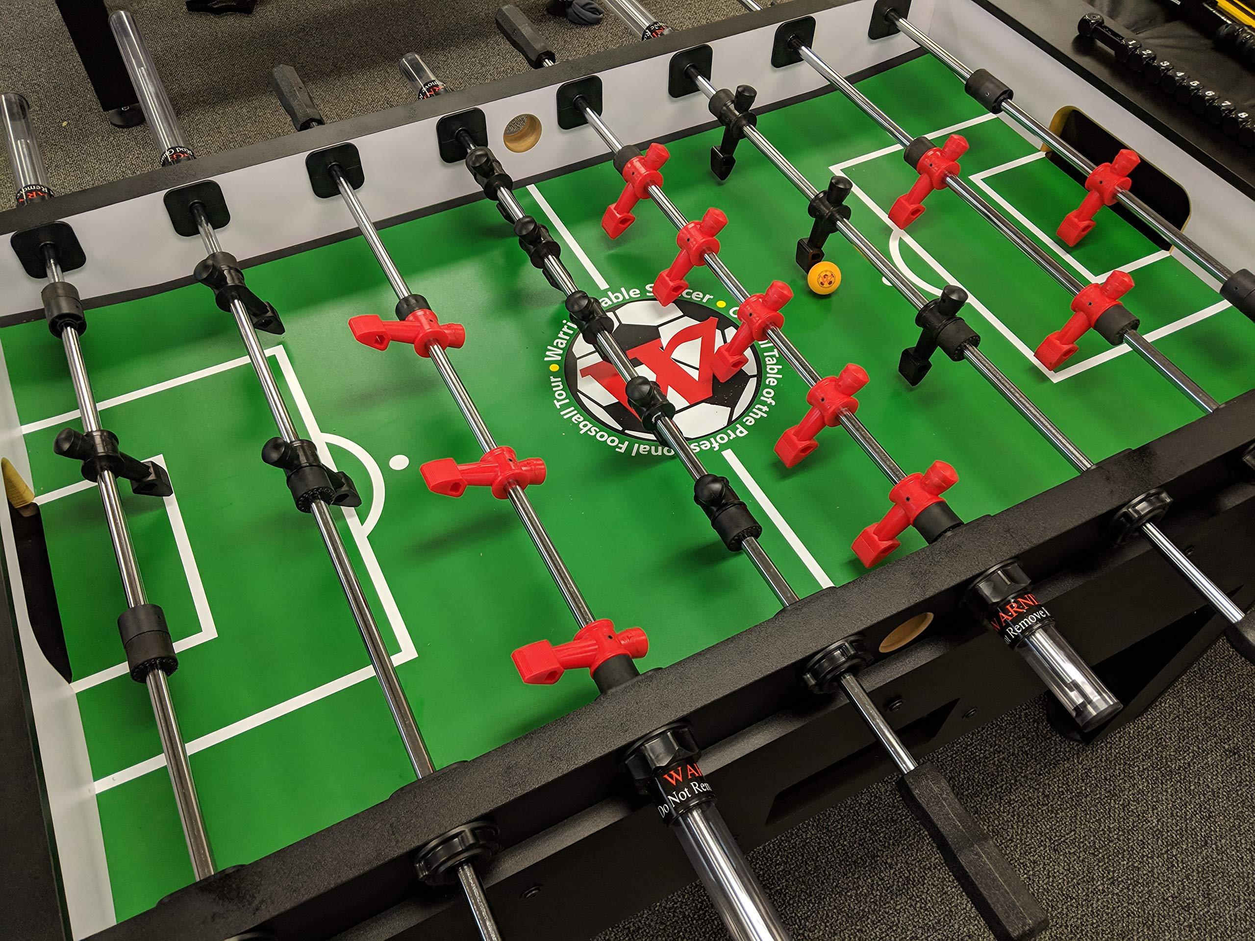 Warrior Professional Foosball Table