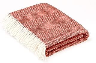 sheep wool blanket