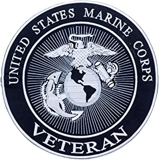 marine corps biker patches