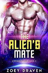 The Alien's Mate (A SciFi Alien Warrior Romance) (Warriors of Luxiria Book 2) Kindle Edition