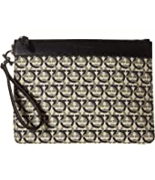 Salvatore Ferragamo - The Gancini Pouch - 24A139