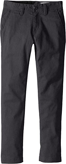 Volcom Kids - Frickin Modern Stretch Chino Pants (Big Kids)