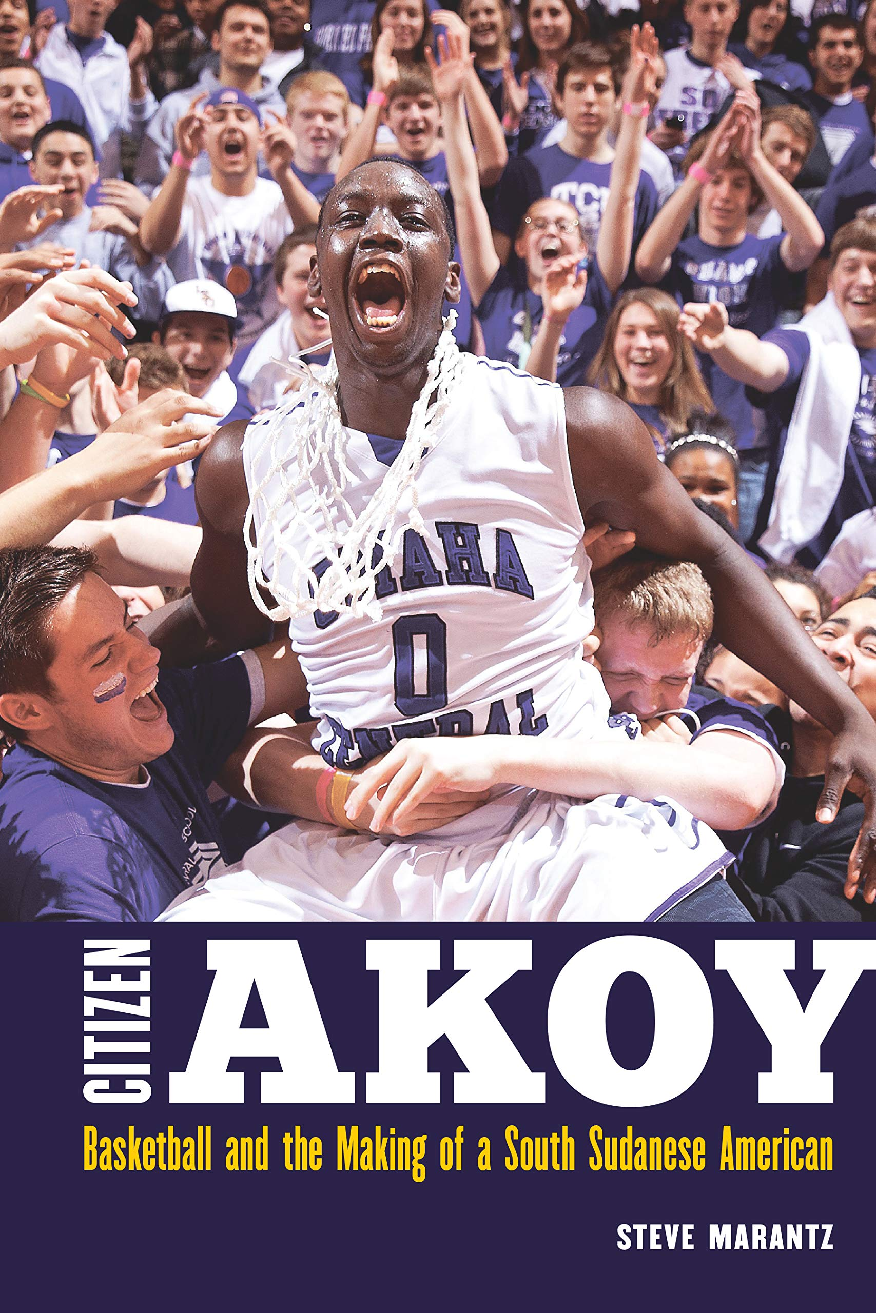 Image OfCitizen Akoy: Basketball And The Making Of A South Sudanese American (English Edition)