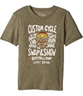 Lucky Brand Kids - Monster Rally Short Sleeve Graphic Tee (Little Kids/Big Kids)