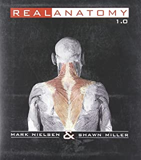 Real Anatomy Software DVD