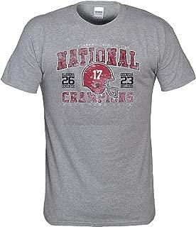 Alabama Crimson Tide National Champs 2017 - Final Score Shirts