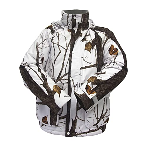 859c5eedf5b76 Wildfowler Outfitter Performance Camo Hunting Insulated Parka