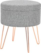 Poly and Bark Hattie Small Round Storage Stool