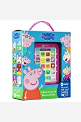 Peppa Pig Me Reader Electronic Reader and 8-Sound Book Library - PI Kids Hardcover