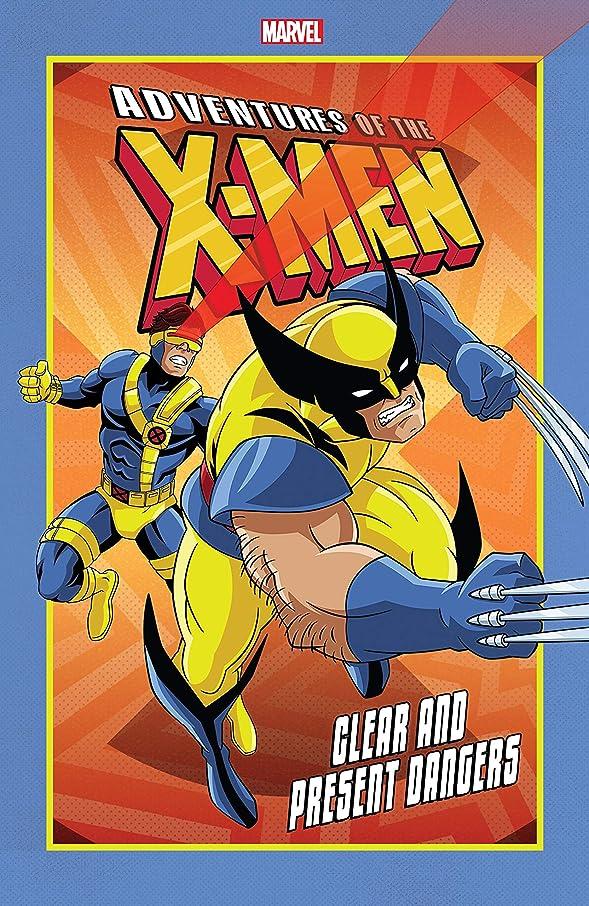 ダメージステッチシダAdventures Of The X-Men: Clear And Present Dangers (Adventures Of The X-Men (1996-1997)) (English Edition)