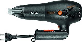 comprar comparacion AEG HT 5650 - Secador de pelo profesional iónico, 3 niveles de temperatura, mango abatible con recogecable, 2100 W, color ...
