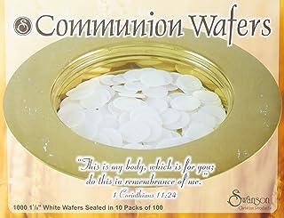 Swanson Communion Wafers 1000 CT