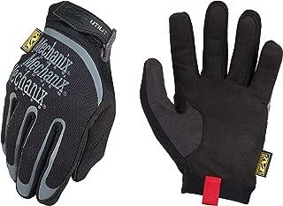 Mechanix Wear - Utility Work Gloves (Medium, Black)