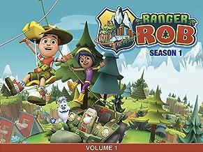 Ranger Rob: Season 1 (Volume 1)
