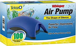 Best Air Pump For 100 Gallon Aquarium Review [2021]